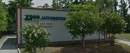 Zoom Tech Automotive auto repair shop