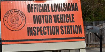 Official Louisiana Motor Vehicle Inspection Station at  Zoom Tech, auto repair shop in Mandeville LA